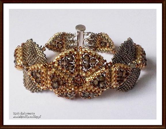 Złoty Brąz Peyote