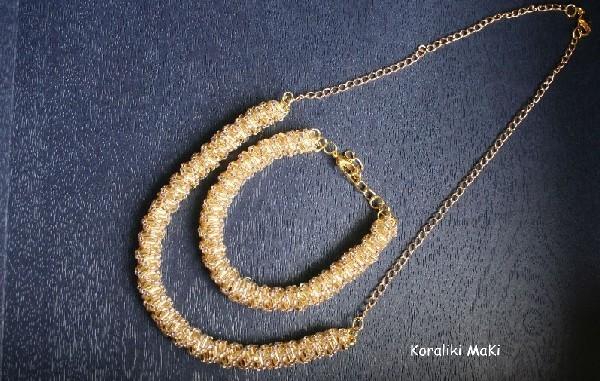 Złota spiralka