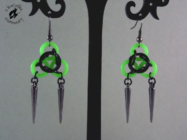 Neonki zielone - 1