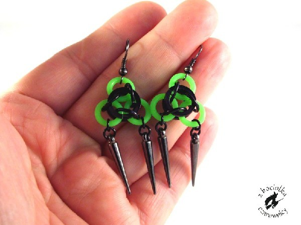 Neonki zielone - 2