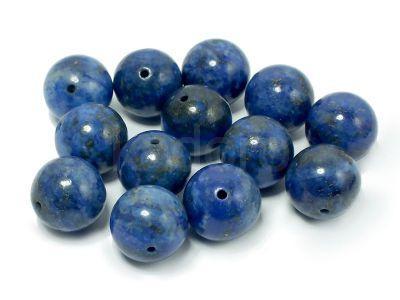 Lapis lazuli kula 10 mm - 1 sztuka