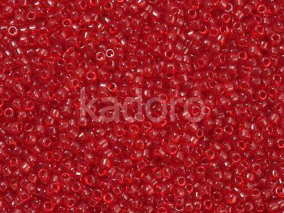 TOHO Round 15o-5C Transparent Ruby - 5 g