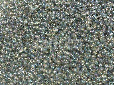 TOHO Round 15o-176 Trans-Rainbow Black Diamond - 5 g