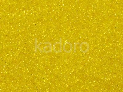 TOHO Round 15o-12 Transparent Lemon - 5 g