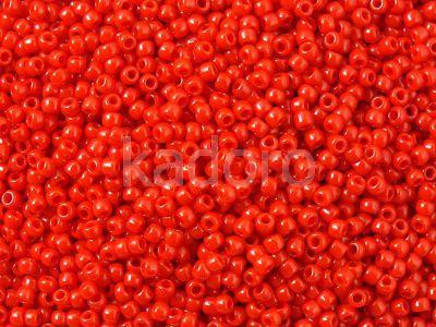 TOHO Round 11o-45A Opaque Cherry - 10 g