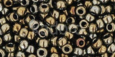 old TOHO Round 8o Metallic Iris Brown - 10 g