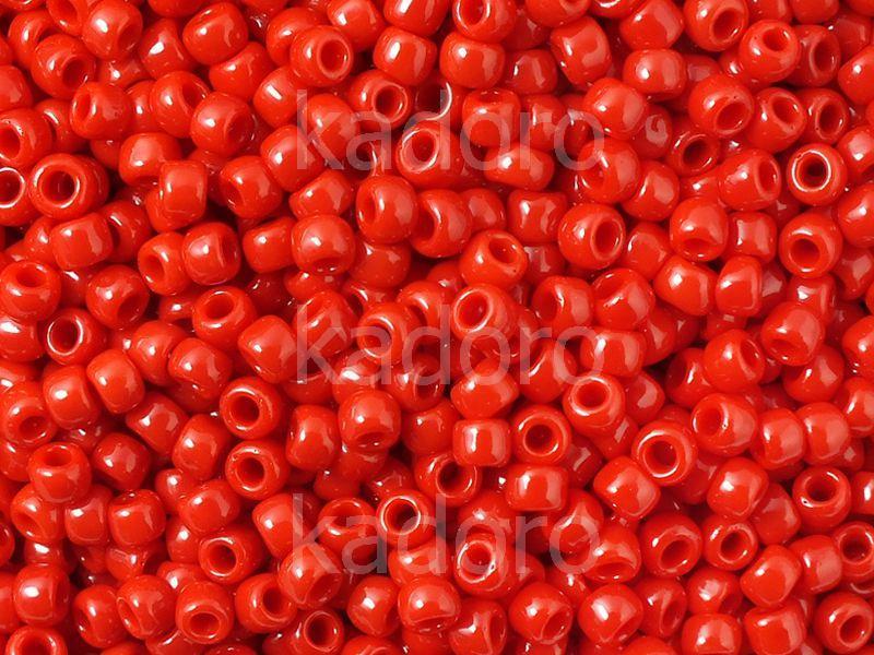 TOHO Round 8o-45 Opaque Pepper Red - 10 g