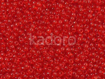 TOHO Round 11o-5B Transparent Siam Ruby - 10 g