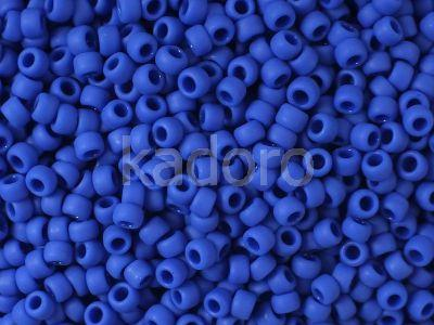 TOHO Round 8o-48F Opaque-Frosted Navy Blue - 10 g