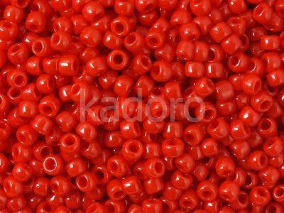 TOHO Round 8o-45A Opaque Cherry - 10 g