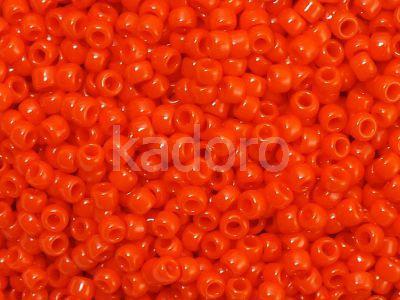 TOHO Round 8o-50 Opaque Sunset Orange - 10 g