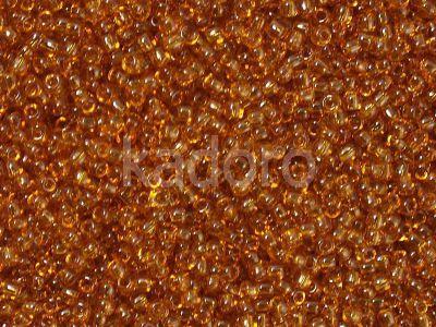TOHO Round 11o-2C Transparent Topaz - 10 g