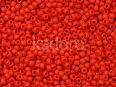 TOHO Round 11o-45AF Opaque-Frosted Cherry - 10 g