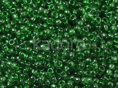 TOHO Round 8o-7B Transparent Grass Green - 10 g