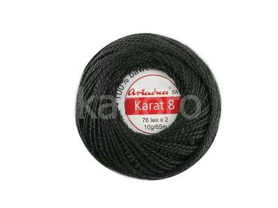 Kordonek Ariadna Karat 8 czarny - 10 g
