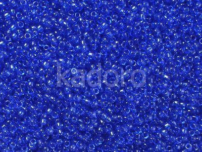 TOHO Round 15o-8 Transparent Cobalt - 5 g