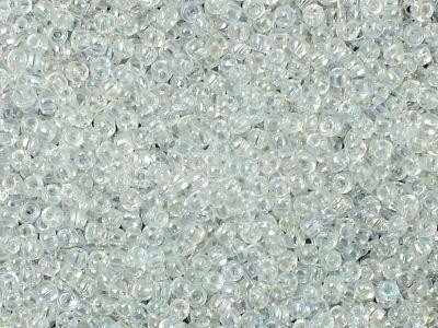 TOHO Round 11o-161 Trans-Rainbow Crystal - 10 g