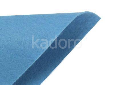 Filc miękki 1 mm błękitny (339) - arkusz 30x20 cm