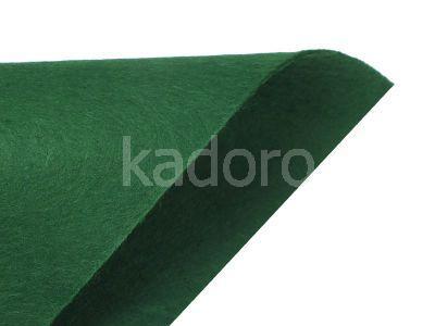 Filc miękki 1 mm zielony (479) - arkusz 30x20 cm