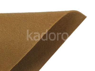 Filc miękki 1 mm siena (550) - arkusz 30x20 cm