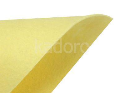 Filc miękki 1 mm jasnożółty (037) - arkusz 30x20 cm