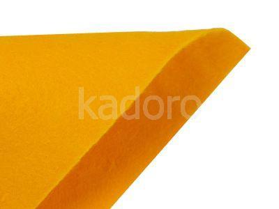 Filc miękki 1 mm pomarańczowy (088) - arkusz 30x20 cm
