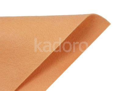 Filc miękki 1 mm łososiowy (207) - arkusz 30x20 cm