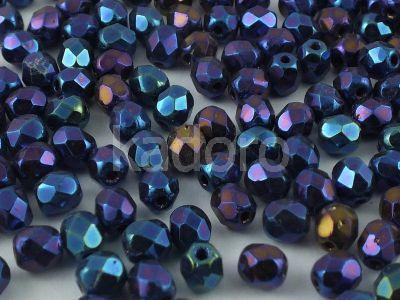 FP 4mm Iris Blue - 40 sztuk