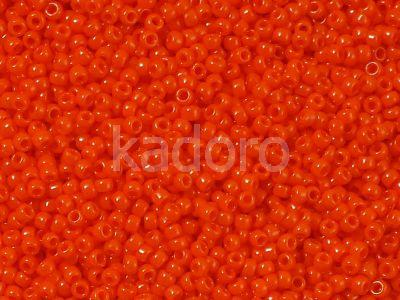 TOHO Round 15o-50 Opaque Sunset Orange - 5 g