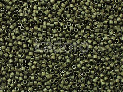TOHO Treasure 12o-617 Matte-Color Dark Olive - 5 g
