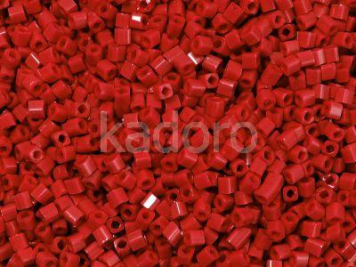 TOHO Cube 1.5mm-45 Opaque Pepper Red - 5 g