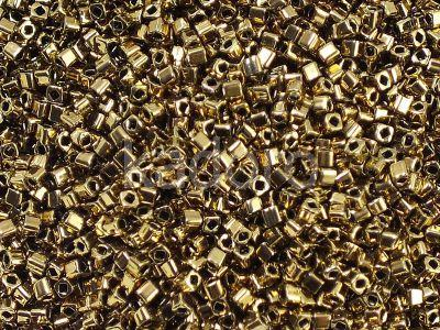 TOHO Cube 1.5mm-223 Antique Bronze - 5 g