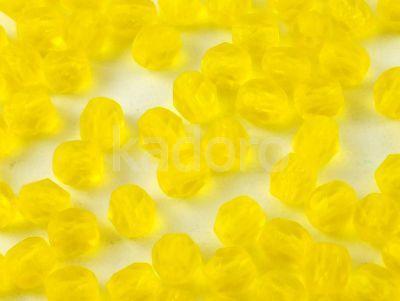 FP 4mm Matte Lemon - 40 sztuk