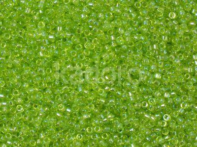TOHO Treasure 12o-164 Trans-Rainbow Lime Green - 5 g