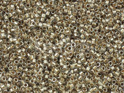 TOHO Treasure 12o-989 Gold-Lined Crystal - 5 g