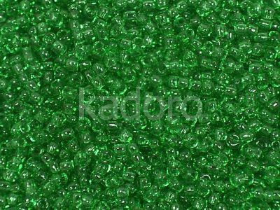 TOHO Round 11o-7 Transparent Peridot - 10 g