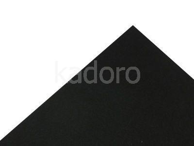Podkład filcowy 1 mm czarny (617) - arkusz 30x20 cm