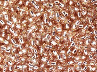 TOHO Round 8o-31 Silver-Lined Rosaline - 100 g