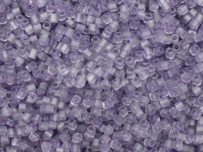 TOHO Cube 1.5mm-19F Transparent-Frosted Sugar Plum - 5 g