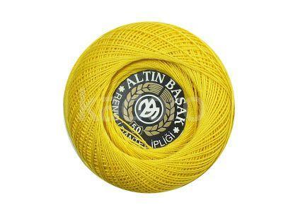 Kordonek żółty Altin Basak Klasik 50 - 20g