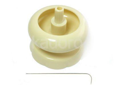 Spin-n-string Beadsmith micro z igłą - 1 sztuka