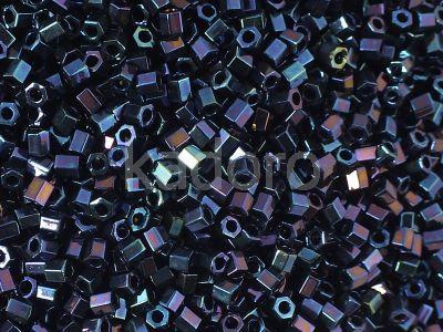 TOHO Hex 8o-82 Metallic Nebula - 10 g