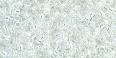 TOHO Treasure 12o-101 Trans-Lustered Crystal - 5 g