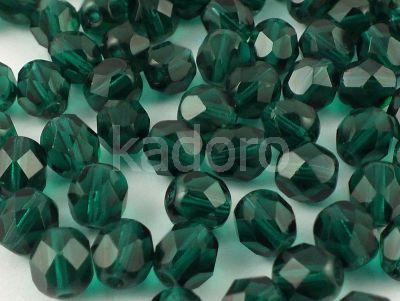 FP 6mm Dark Emerald - 20 sztuk