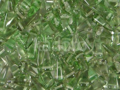 Spike Beads Lt. Peridot 13x5 mm - 10 sztuk