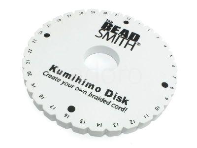 Dysk Kumihimo BeadSmith - 1 sztuka