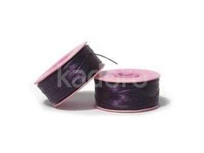 Nici nylonowe Nymo 0 Dk. Purple - szpulka