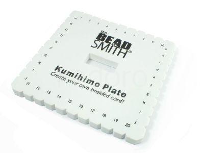 Kumihimo Plate BeadSmith - 1 sztuka