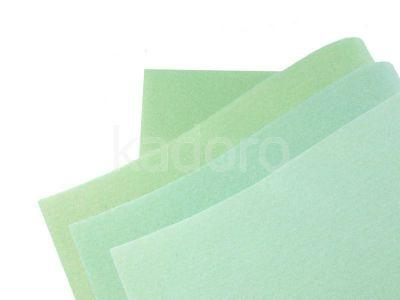 Mata BeadSmith do rękodzieła odcienie zieleni - 1 sztuka