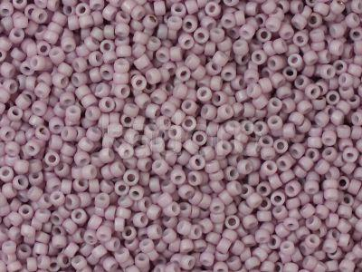 TOHO Round 15o-765 Opaque-Pastel-Frosted Plumeria - 5 g